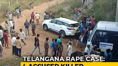 """Been 7 Years, We Die Everyday"": Nirbhaya's Parents Back Telangana Cops"