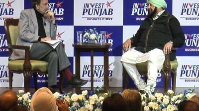 """Broken The Backbone Of Drugs"": Punjab Chief Minister Tells Prannoy Roy"