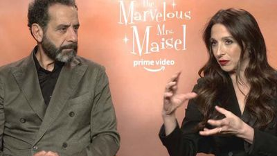 In Conversation With The Marvelous Mrs. Maisel Stars Tony Shalhoub & Marin Hinkle