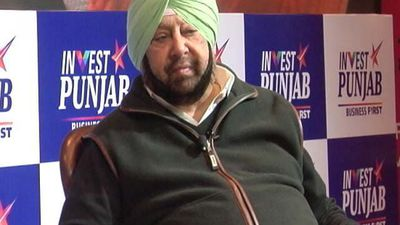 Pakistan Knows That Punjab Means Business: Captain Amarinder Singh