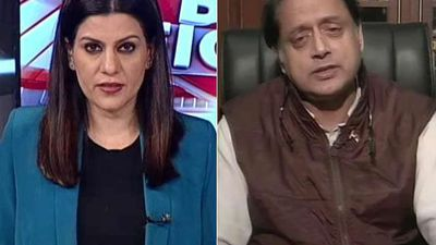 Religion Determining Nationhood Was Idea Of Pak: Shashi Tharoor On Citizenship Bill