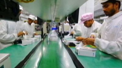 Behind-the-Scenes at a Vivo Factory