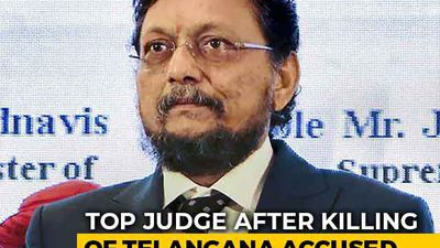 """Justice Can't Be Instant"": Top Judge After Killing Of Telangana Accused"