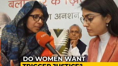 Youthquake: Do Women Want Trigger Justice?
