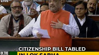 Citizenship (Amendment) Bill In Parliament After Heated Debate