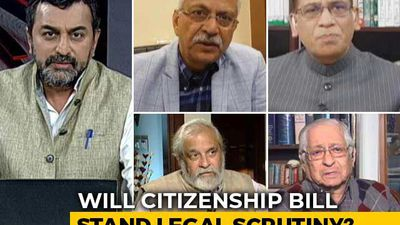 NDTV Speaks To India's Top Legal Experts About The Citizenship Bill