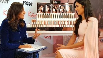 Katrina's Shares Fitness, Beauty Tips