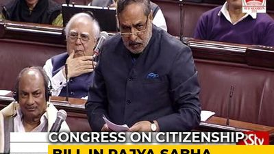 """Citizenship Bill Hurts India's Soul, Fails Morality Test,"" Says Congress In Parliament"