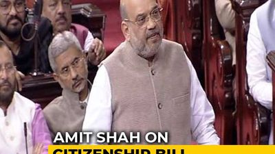 Congress Leaders Echoed Pak On Article 370, Citizenship Bill: Amit Shah