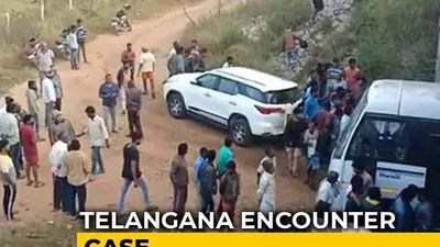 Top Court-Appointed Panel To Probe Telangana Rape-Murder Accused Killing