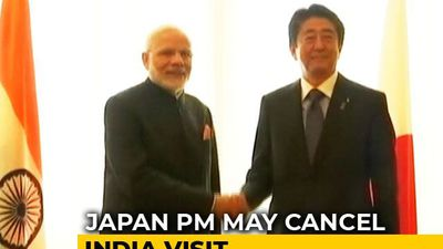 Japan PM Abe May Cancel India Visit Amid Citizenship Act Protests: Report