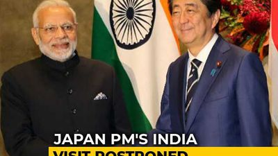 Japan PM Shinzo Abe's India Visit Postponed Amid Citizenship Act Protests