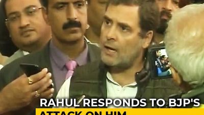 """Won't Apologise,"" Says Rahul Gandhi Amid Row Over ""Rape In India"" Remark"