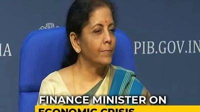 Results Have Started Showing, Says Nirmala Sitharaman On Economic Crisis