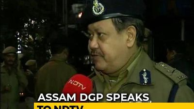 """We Are On Our Way To Peace"": Assam Top Cop On Citizenship Act Protests"