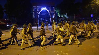 Delhi's Jamia Becomes War Zone Amid Clashes, Detained Students Released