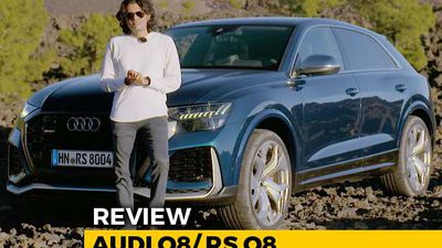 Audi Q8 And Audi RS Q8 - Exclusive Review Across Two Continents