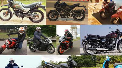 Top 9 Two-Wheeler Launches Of 2019