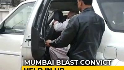 "Mumbai Blasts Convict ""Doctor Bomb"" Who Jumped Parole Arrested In UP"