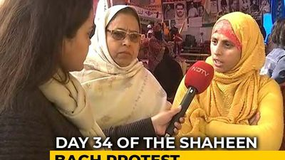 """PM Said Dialogue Is Important, Come Here And Talk To Us: Shaheen Bagh Protesters"