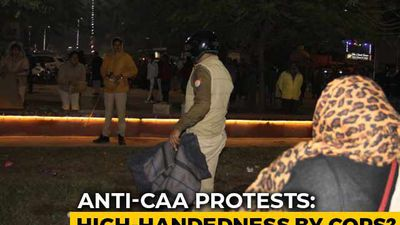 """Seized Blankets After Due Process"": Lucknow Cops On Anti-CAA Protest"