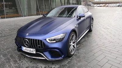 Mercedes AMG GT 63 S 4-Door Coupe, Tata Altroz Gets 5 Stars In Crash Test