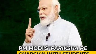 """Let's Talk #WithoutFilter,"" PM Tells Students At 'Pariksha Pe Charcha'"