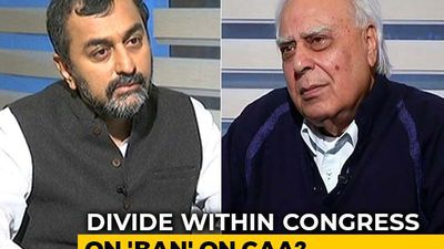 Why Would I Validate CAA, No Question Of That: Kapil Sibal To NDTV