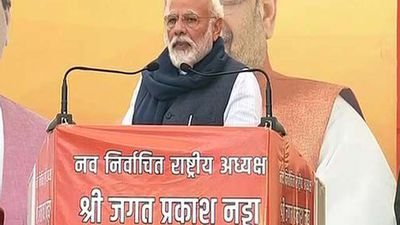 "Parties ""Discarded By People"" Spreading Lies: PM Amid Nationwide Protests"