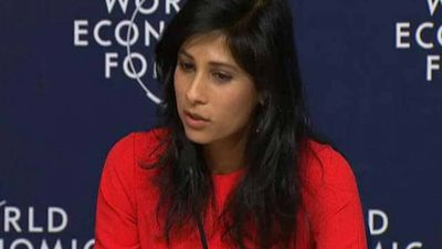Expect China's Growth To Slow Slightly As Years Go By, Says Gita Gopinath