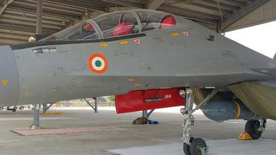 South India Gets First Squadron Of Sukhoi Su-30 MKI Fighter Jets