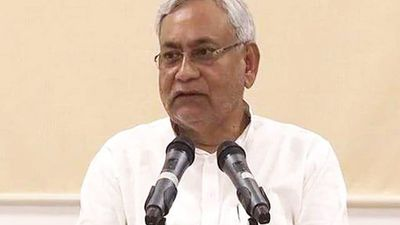 """Perplexed"": Party Leader Calls Out Nitish Kumar On Delhi Tie-Up With BJP"