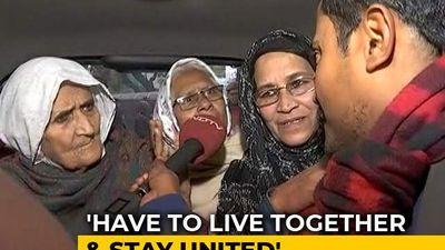 """Positive Conversation"": Shaheen Bagh Women Meet Delhi Lt Governor"