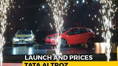 Tata Altroz: Launch And Prices