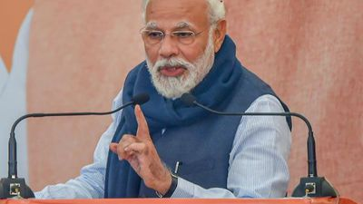 "PM Modi And BJP ""Endangering World's Biggest Democracy"": The Economist"