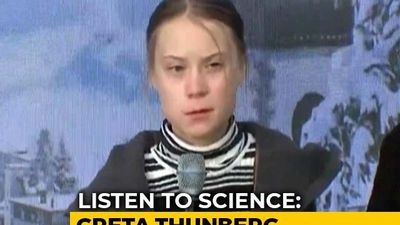 Greta Thunberg to NDTV On Climate Change: 'India, Listen To Science'