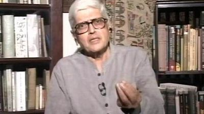 Founders Of Constitution Would Have Hailed Students: Gopalkrishna Gandhi