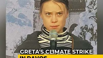"""Listen To Science"": Greta Thunberg's Message To India"