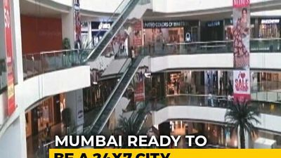 Mumbai Goes 24x7 From Monday