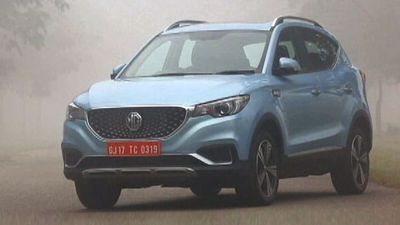 MG ZS Electric SUV First Drive Review, Tata Nexon EV Review