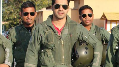 Jai Jawan: Varun Dhawan's Reaction On Getting An IAF Uniform With His Name