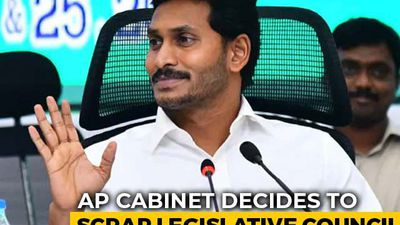 Jagan Reddy Government, Blocked On Key Bills, Moves For Big Change