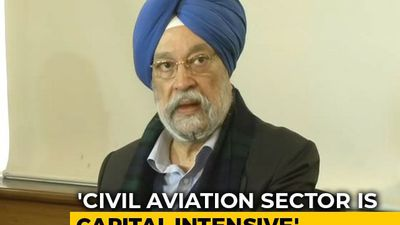 Current Situation Of Air India Is Very Fragile, Says Civil Aviation Minister