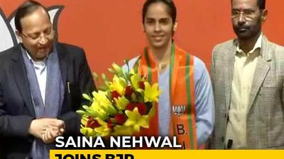 "Saina Nehwal Joins BJP, Says ""Wish To Serve Country Like Narendra Sir"""