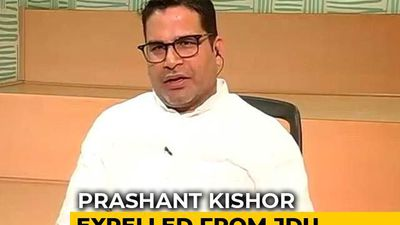 Prashant Kishor Expelled From JDU After Taking On Nitish Kumar Over CAA