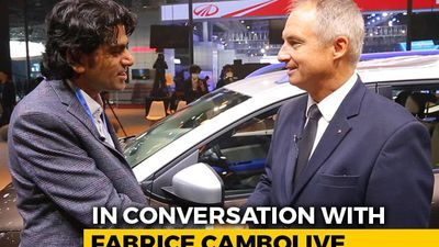 In conversation with Fabrice Cambolive, Senior VP, Chairman Of AMI-Pacific, Groupe Renault | 2020 Au