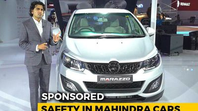 Sponsored: Mahindra's Quest For A Safer Tomorrow