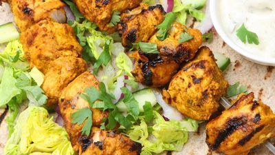Clay Oven Chicken Tikka Recipe