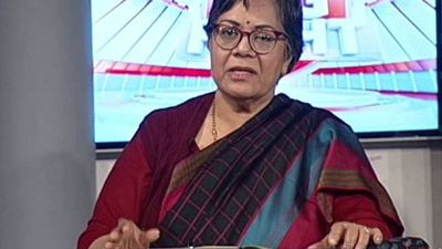 """Women Of Shaheen Bagh Were Being Used"", Says BJP's Lalitha Kumaramangalam"