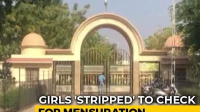 Gujarat College Girls Made To Strip To Detect Menstruation: Report